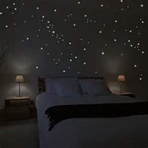 Glow In The Dark Wall Stickers Stars les 25 meilleures id 233 es concernant stickers chambre adulte