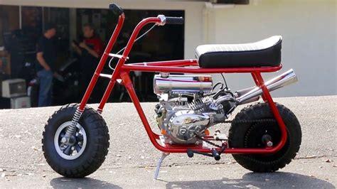 Mini bikes custom hot rod bike hot rod unlimited ep 46 youtube