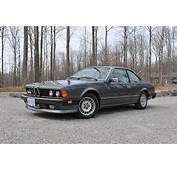 1985 BMW 6 Series  Overview CarGurus