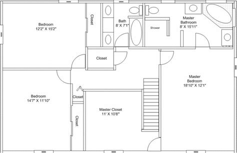 master bathroom layouts with closet convert small bedroom to master closet