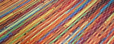Weaving Rag Rugs by S Loom Woven Rag Rugs