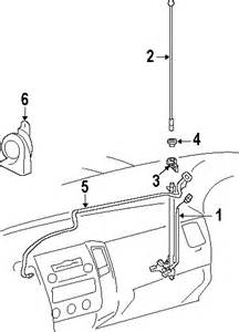 Toyota Tacoma Antenna Replacement Wiring Diagram For Toyota Tacoma Get Free Image About