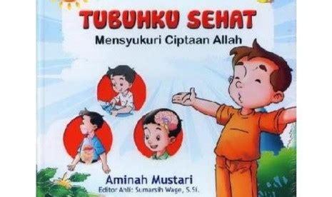 Ensiklopedia Mini Tubuh Manusia mendidik anak pandai bersyukur republika