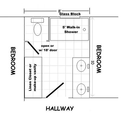 7 x 8 bathroom layout 1000 ideas about master closet layout on pinterest