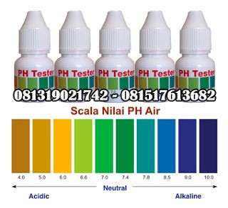 Alat Tes Ph Air ph tester alat tes ph air asam basa alkali rp 10 000