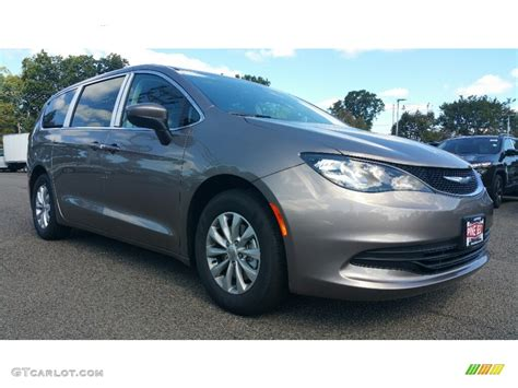 Chrysler Silver by 2017 Molten Silver Chrysler Pacifica Touring 115720479