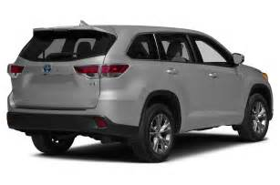 2014 Toyota Highlander Price 2014 Toyota Highlander Hybrid Price Photos Reviews