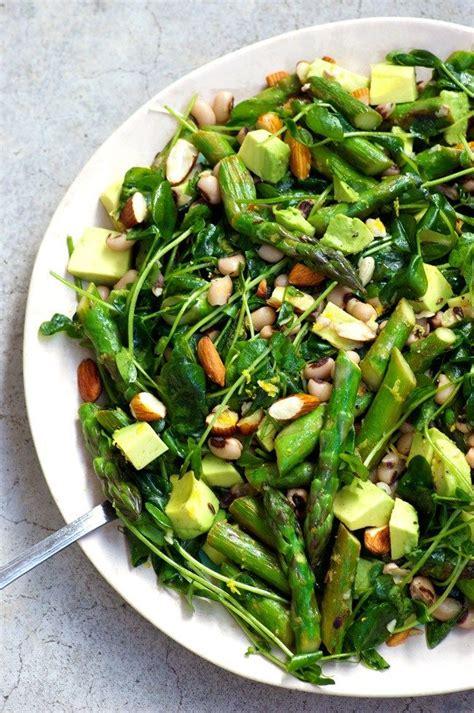 Asparagus Detox Salad by Asparagus Salad Asparagus Grain Free And Beans