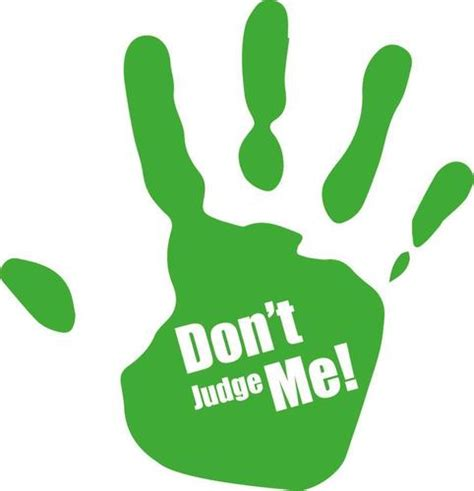 Don?t Judge Me! ? A Lord's Way Ministries International