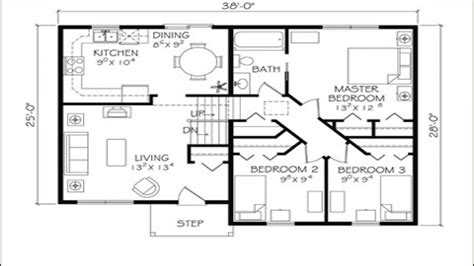 Side Garage House Plans by Split Garage House Plans Side Split Home Plans Side Split