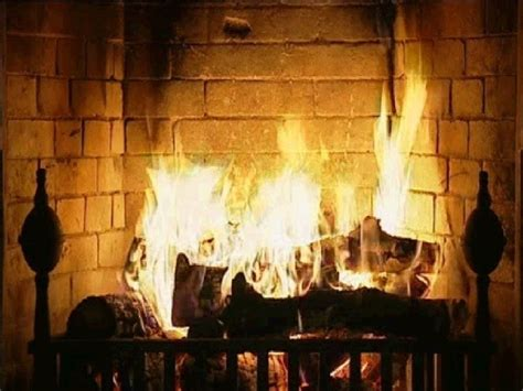 Free Fireplace Screensaver With Sound by The Magic Fireplace Screensaver Software Informer Screenshots