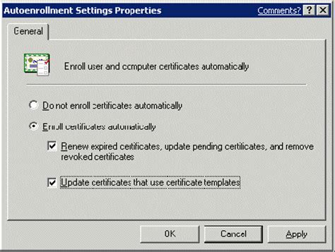 active directory domain controllers and certificate auto
