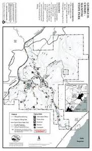 Rock Cut State Park Map by George Crosby Manitou State Park Map 5702 Highway 61