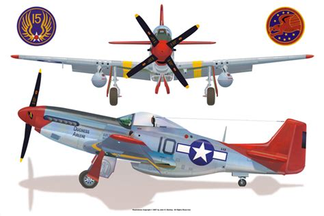 50 S Color Scheme by The Tuskegee Airmen The Red Tails Graphicommunication Com