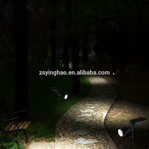 Spotlight Landscape Lighting Solar Spot Light Outdoor Garden Landscape Led Spotlight L Lighting