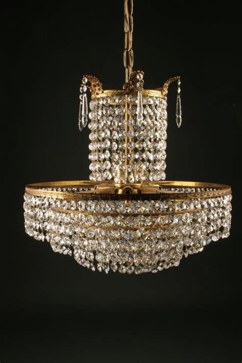 Antique French Crystal Chandelier Antique Crystal Chandeliers May 2013