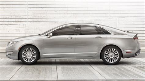 2013 Lincoln Mkz Side View Silver | 2013 lincoln mkz egmcartech