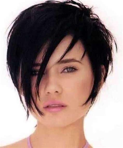 short cuts for dark thinning hair short sassy haircuts 2014 2015 short hairstyles