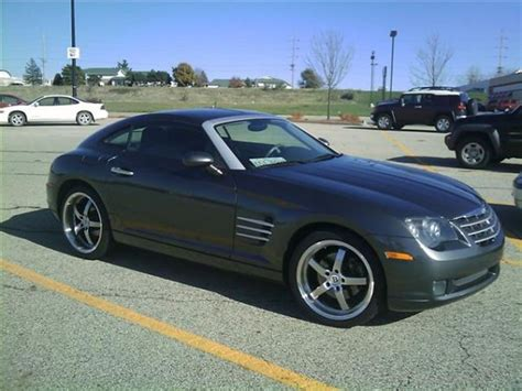 Chrysler Crossfire Sale by 2004 Chrysler Crossfire Limited For Sale Illinois