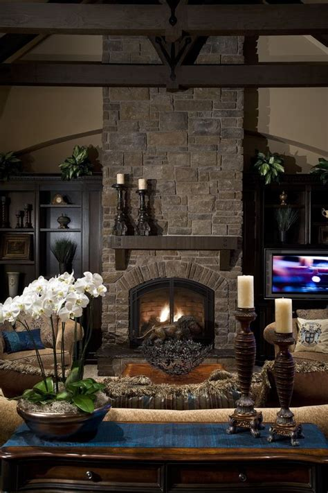 Traditional Open Fireplaces by Fireplaces Tvs And The Fireplace On