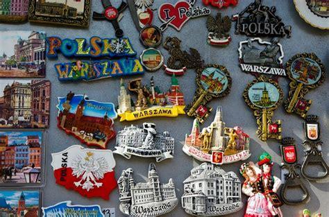Souvenir Tempelan Magnet Kulkas Poland Polandia varsavia capitale polacca tutto quello che c 232 da sapere