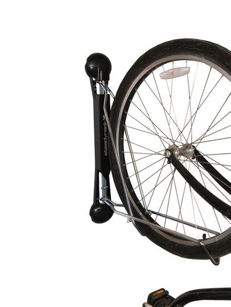 Wall Mount Bicycle Rack by Compact Vertical Bike Rack Wall Mount Storeyourboard