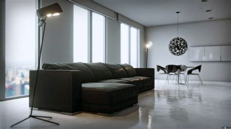 minimalist apartment minimalist apartment by ue4arch in architectural