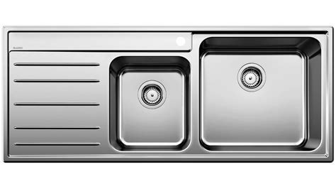 Buy Blanco Stainless Steel Right Hand Double Bowl Sink