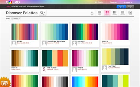 best color palette generators all designers need to