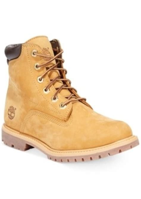 macy s shoes sale timberland timberland s waterville boots only at