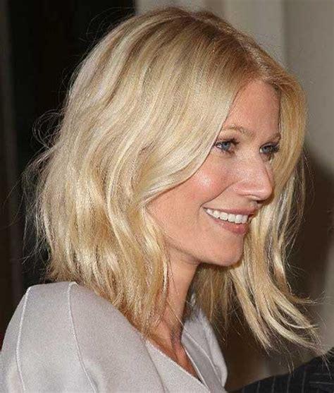 long bob hairstyles gwyneth paltrow 30 blonde long bob hair bob hairstyles 2017 short