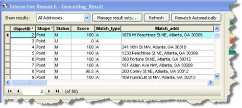 geocoding tutorial arcgis 10 2 arcgis desktop geocoding table when more rows expected