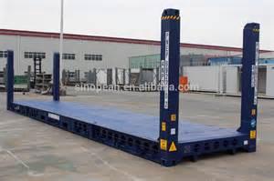 wholesale 40 8 6 quot 9 6 quot wide flat rack container