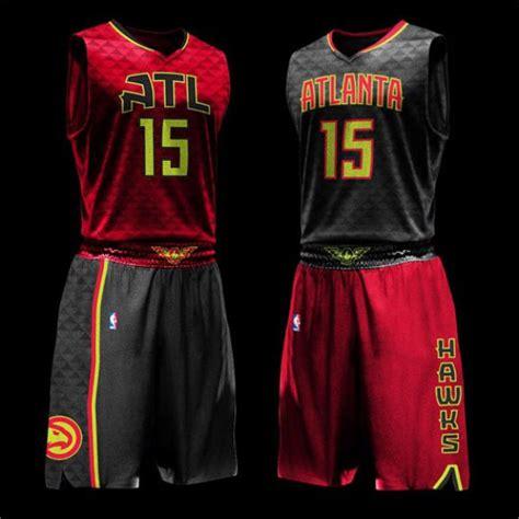 design new jersey facebook atlanta hawks unveil new uniforms hooped up