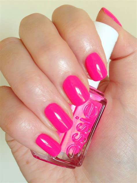 Neon Nail by Image Gallery Neon Light Pink Nails