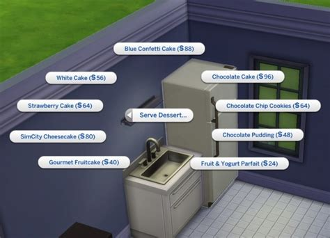 Custom Food custom food interactions by thefoodgroup at mod the sims