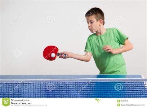 children s table tennis table table tennis stock image image of green sport children