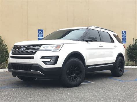 2016 ford explorer lifted lifted 2017 ford explorer forum forums for ford