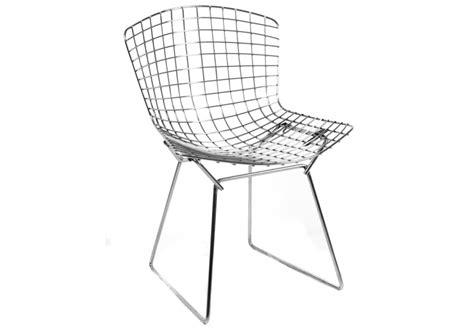 chaise bertoia knoll bertoia chaise milia shop