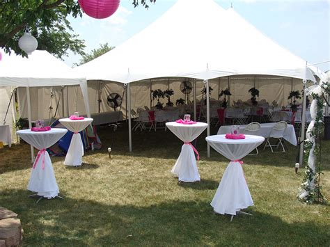 backyard tent party graduation tent decorating ideas wedding tent pole