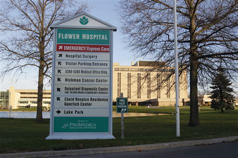 Detox Center Near Toledo Ohio by Flower Hospital Celebrating 40 Years With History Wall