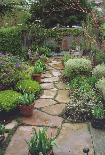 Cheap Ideas For Garden Paths Garden Path Ideas Flagstone Walkways Flagstone Path The Of Flagstone Paths Is That They