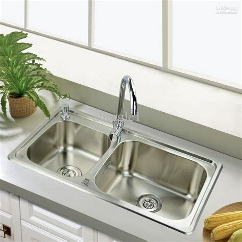 cheap stainless steel kitchen sinks kitchen sinks wholesale sinks ideas olivertwistbistro