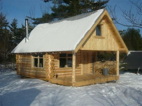 Cabin In Woods For Rent by Cabin In The Woods Cross Country Ski Trails Ontario