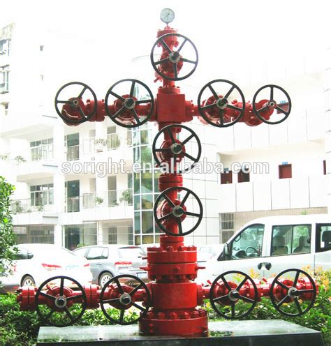 api 6a wellhead x tree christmas tree for oil and gas
