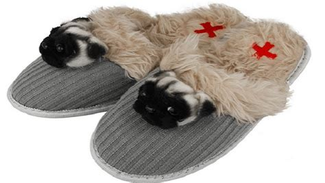 pug with pug slippers pug in pug slippers 28 images 17 gifts for pug this pug is wearing pug slippers