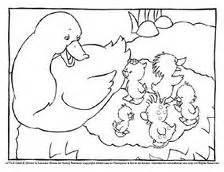 five little ducks coloring pages 7 best little quack images on pinterest book activities