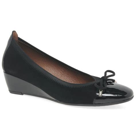 hispanitas shoes hispanitas sofia womens wedge heel shoes charles clinkard