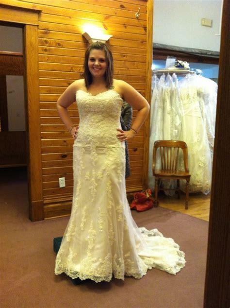 Maggie Sottero Emma Dress   Weddingbee Photo Gallery