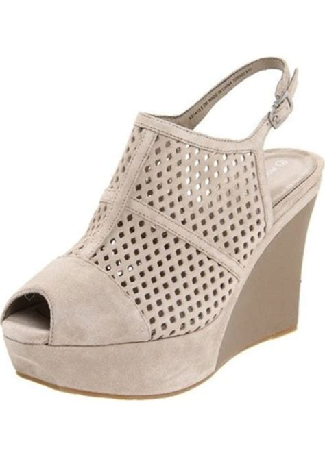 rockport rockport s zelia perf wedge shoes